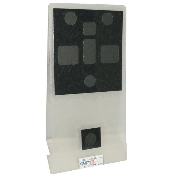products 47200164 CALIBRATION CARD BLACK