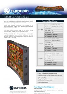 1800R Curved Display