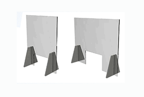 Desk Screens Polycarbonate