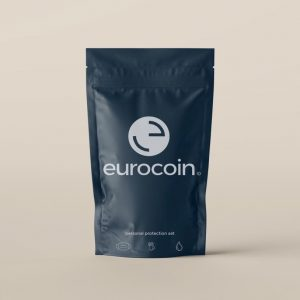 Eurocoin PPE Safe Kit