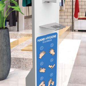 SmartStand from Eurocoin 2
