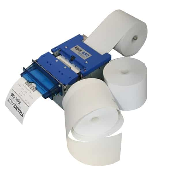 "4"" Thermal Paper Roll 55GSM"