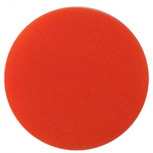 39021000 plastic token red 0