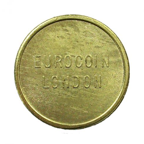 80820005 eurocoin london token